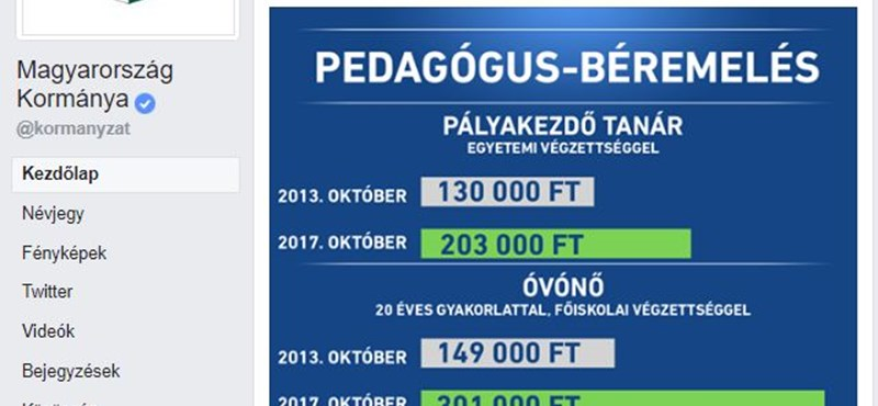 Odapörkölt a kormánynak a PDSZ: nem stimmelnek a fizetési adatok