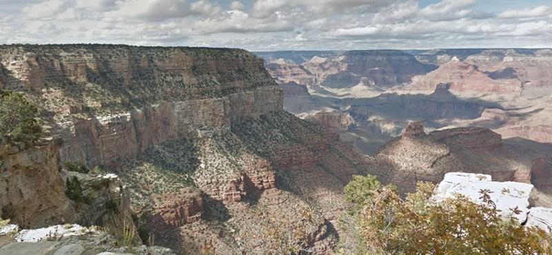 Además del sumidero perdido en el Gran Cañón, también se han encontrado los restos de otro hombre.