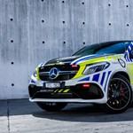 Megihlette az ausztrál rendőröket a dubaji kollégák autóarzenálja