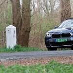BMW X2 25e-teszt: játékos kis konnektoros