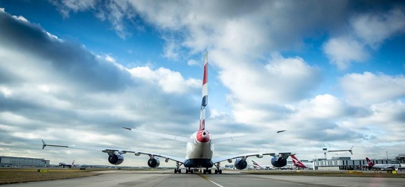Lassan újraindul a British Airways