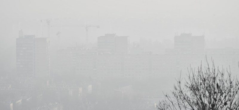 Egészségtelen a levegő Szegeden