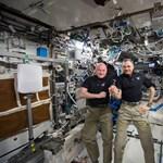 340 nappal amerikai rekordot döntött a világűrben Scott Kelly