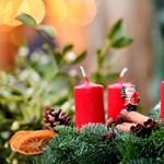 Orbán és Karácsony is gyertyát gyújtott