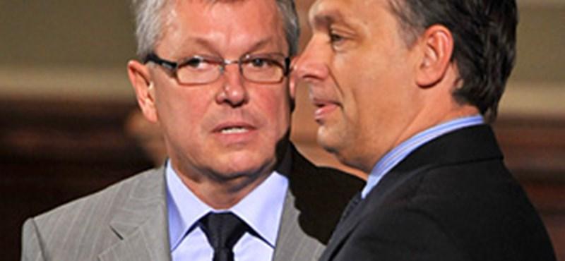 Orbán és Matolcsy pakkol: várjuk a csomagot