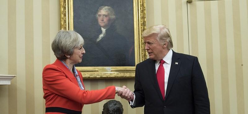 Már félmillió brit írta alá, hogy ne hívják meg Trumpot