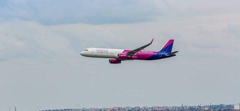 Bombafenyegetés miatt kényszerleszállást hajtott végre egy Wizz Air-gép Bukarestben