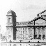 Fotók az 1920-as évekből: ilyen lett volna a Debreceni Egyetem főépülete