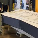 Hivatalos Guinness-rekord: a világ legnagyobb 3D nyomtatott egydarabos objektuma