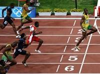 Szójáték lett Usain Bolt kislányának neve