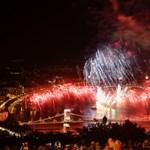 Idén ezer forintba került a tűzijáték megtekintése a budai Várban