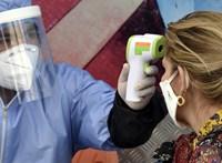 Több mint 210 ezer új fertőzöttet regisztráltak az utóbbi egy napban