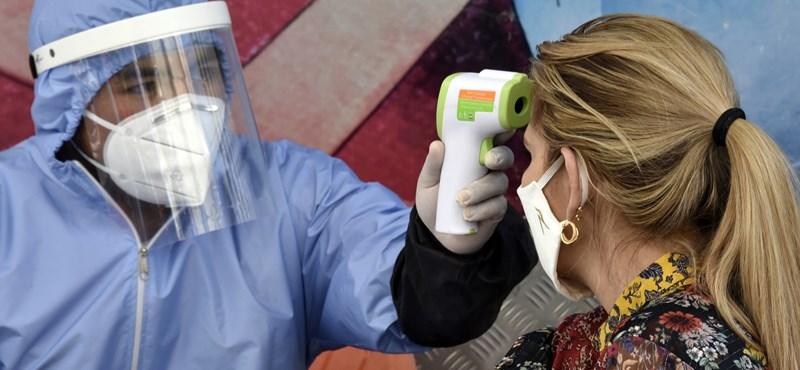 Megfertőződött koronavírussal a bolíviai egészségügyi miniszter