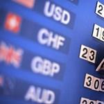 Újabb rekordot döntött a svájci frank