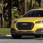 Remek hír: Győrben fog készülni az egyelőre még titkos Audi Q4