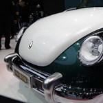 Kínában most látták elérkezettnek az időt az eredeti VW Bogár lemásolásához