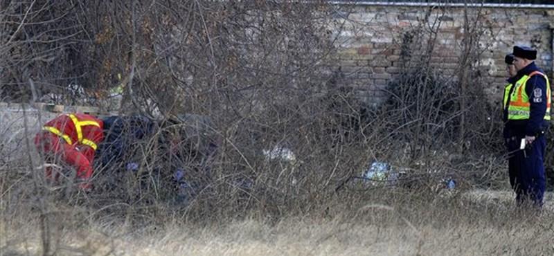 Ketten halálra fagytak Zuglóban