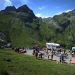 Tour: A vízhordó Froome fenyegetőzik a pireneusok előtt