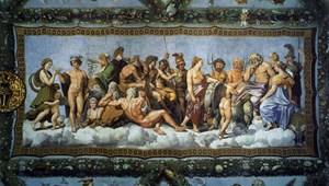 Az én hetem: Péterfy Gergely a karanténból kiszabadulva görög isteneknek áldoz