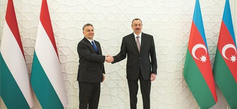 Nincs meglepetés: újraválasztották az azeri diktátort