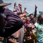 81 ember halt meg az etióp kormányellenes tüntetéseken