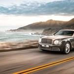 A luxuson is kell néha javítani – itt a legújabb csúcs Bentley