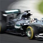 Hamilton mindenkit lenyomott a német nagydíjon
