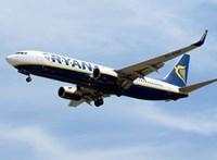 Vér folyt a Ryanair Glasgow–Tenerife-járatán – videó