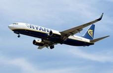 Hat órán át vesztegelt egy gép Ferihegyen, az utasokat nem engedték leszállni