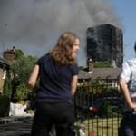 Halottak a londoni pokoli toronyban, a füstölő rom is szörnyű látvány – videó