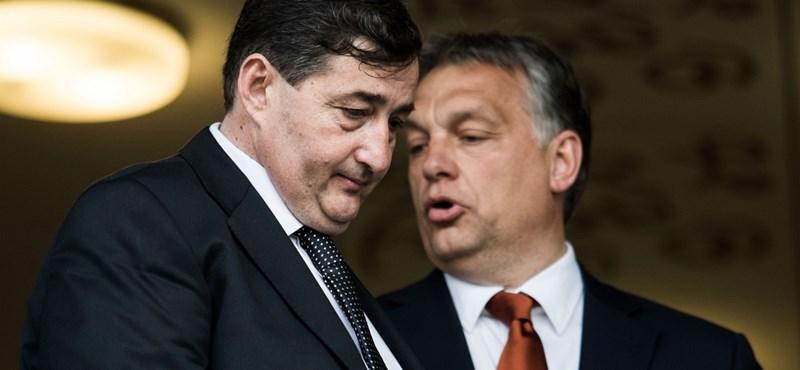 Mészáros Lőrinc üzletfele veheti meg a Népszabadságot?