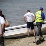 Eltűnt egy férfi a Dunában, miután motorcsónakja uszállyal ütközött