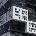 Egy érdekes lakóház Pekingből - Az élhető gigász