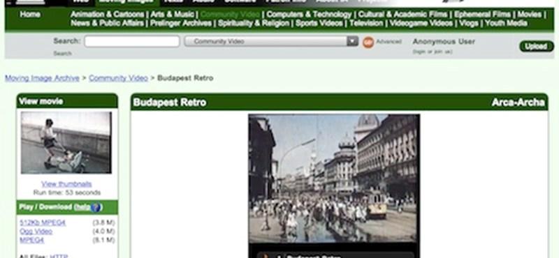 Az iPhone-ról és az iPadről is elérhető filmes archívum