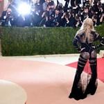 Fotók a Met-gáláról: Mindenki ezüstben pompázott a divat idei Oscarján