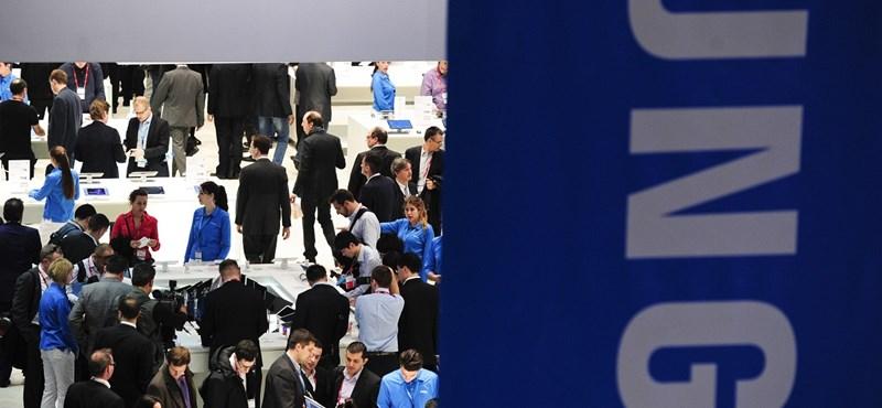 Bezár a százmilliárdos magyarországi Samsung-cég