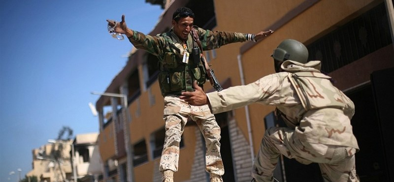 Félautonóm területté nyilvánították Kelet-Líbiát