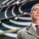 Tűzijáték helyett Nigel Farage jutott a londoniaknak a Brexit éjszakájára