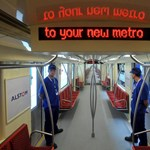 Megkezdődött az Alstom-metrókocsiper Versailles-ban