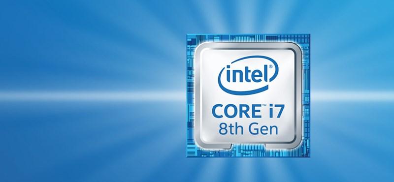 Megjöttek az Intel új processzorai, ezek jót tehetnek a vékony laptopok üzemidejének