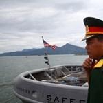Hergeli Kínát a közös vietnámi-amerikai hadgyakorlat