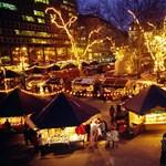 Nap képe: karácsonyi készülődés Budapesten