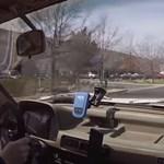 Videó: Tesla-motort kapott az öreg Honda, most legyorsulja a Bugattit