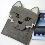 Állati iPad-tartók, nem csak kiskorúaknak