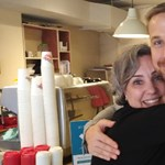 Nyolc napig kampányolt egy kanadai nő, hogy Ryan Gosling meglátogassa: meglátogatta
