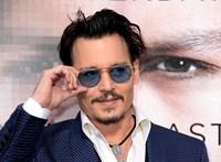 """Johnny Depp fellebbezett a """"feleségverős"""" perben, de elutasították"""