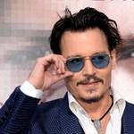 Johnny Deppet lehet feleségverőnek nevezni