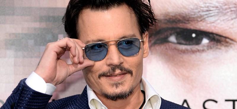 Johnny Depp újabb fontos csatát vesztett a feleségverési ügyében