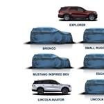 Még a Ford Mustangból is lesz SUV, ráadásul elektromos