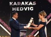 Az Év sportolója: Szoboszlai Dominik és Karakas Hedvig lett a győztes